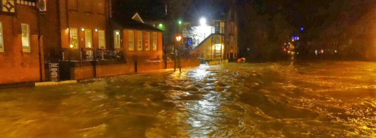 Tonbridge Floods